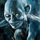 Gollum My Precious Hobbit Lord Rings Art 32x24 Print Poster