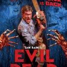 Evil Dead Movie Chainsaw 32x24 Print Poster