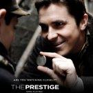The Prestige Christian Bale Movie 32x24 Print Poster