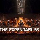 The Expendables 2 Movie Last Supper 32x24 Print Poster