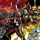 X Men Mutants Marvel Comics Art 32x24 Print Poster
