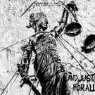 Metallica And Justice For All Cover Music 32x24 Print Poster