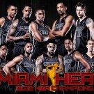 Miami Heat Champions NBA 32x24 Print Poster