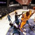 Kobe Bryant Reverse Layup Lakers NBA 32x24 Print Poster