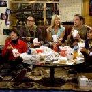 The Big Bang Theory TV Series Characters 32x24 Print Poster