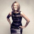 Whitney Houston Singer Music 16x12 Print POSTER