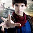 Merlin Colin Morgan TV Series 32x24 Print Poster