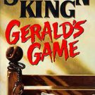Stephen King Gerald's Game Hard Cover
