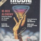 Nibble Magazine, March 1991, for Apple II II+ IIe IIc IIgs