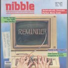 Nibble Magazine, February 1986, for Apple II II+ IIe IIc IIgs