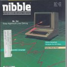 Nibble Magazine, March 1986, Marked, for Apple II II+ IIe IIc IIgs