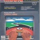 Nibble Magazine, December 1986, for Apple II II+ IIe IIc IIgs
