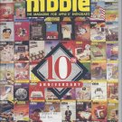 Nibble Magazine, January 1990, for Apple II II+ IIe IIc IIgs
