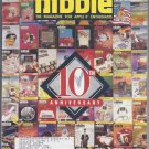 Nibble Magazine, January 1990, Marked, for Apple II II+ IIe IIc IIgs