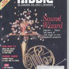 Nibble Magazine, April 1990, for Apple II II+ IIe IIc IIgs