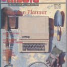 Nibble Magazine, March 1987, for Apple II II+ IIe IIc IIgs