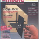 Nibble Magazine, April 1987, Marked, for Apple II II+ IIe IIc IIgs