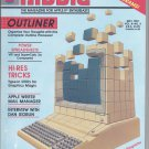 Nibble Magazine, May 1987, Marked, for Apple II II+ IIe IIc IIgs