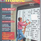 Nibble Magazine, September 1987, for Apple II II+ IIe IIc IIgs