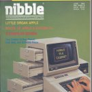 Nibble Magazine, June 1984, for Apple II II+ IIe IIc IIgs