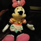 "DISNEY PLUSH MINNIE MOUSE BY JUST PLAY...17""..NICE FOR YOUR COLLECTION"