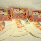 "NICE 8"" ANGEL CUTWORK DOILIES .....SET OF SIX....NEW WITH TAGS"