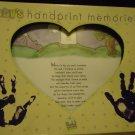 TENDER TIMES BABY'S HANDPRINT MEMORIES KIT...NEW IN BOX...NICE