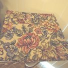 TAPESTRY COVERED PHOTO ALBUM...HOLDS 200 SNAPSHOTS...WITH HANDLE