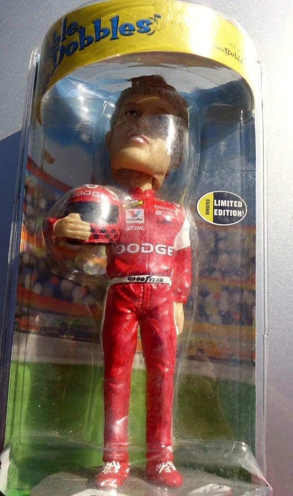 NASCAR #9 Bill Elliott BOBBLE DOBBLES ..HANDCRAFTED, HANDPAINTED & PERSONALIZED
