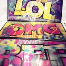 3D TEEN/KIDS DIMENSIONAL INSPIRATIONAL SIGNS...LOL/BBF/OMG...NEW...SET OF 3