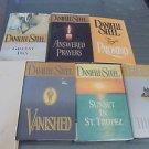 7 DANIELLE STEEL HARDCOVER BOOKS......