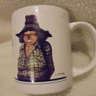 """LEANIN TREE FUNNY COFFEE MUG """"I'M ALWAYS AT MY VERY BEST IN THE MORNINGS"""" NEW"""