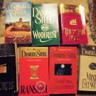LOT OF 7 DANIELLE STEEL DIFFERENT PAPERBACKS! LEGACY, RANSOM, MIXED BLESSINGS &