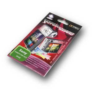 Capdase Screen Guard Protector for Sony Handycam DSR SR40E (*Free Registered Airmail Shipment today)