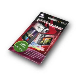 Capdase Screen Guard Protector for Sony Cybershot DSC T50 (*Free Registered Airmail Shipment today)