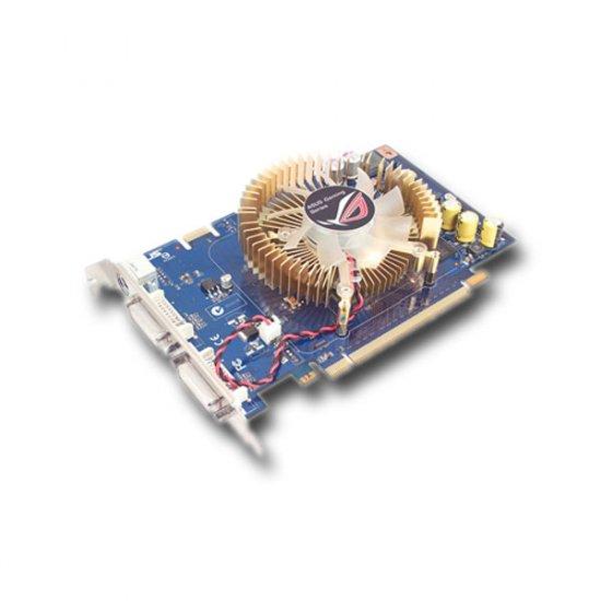 ASUS NVIDIA GeForce 8600GT HDMI 2 DVI DISPLAY CARD (#DS02)