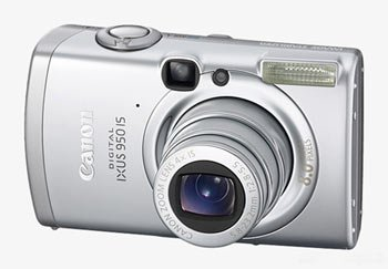 Canon PowerShot IXUS 950 IS Digital Camera