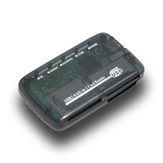 All-in-1 Memory Card Reader (#CR50)