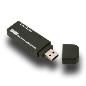 802.11G Wireless USB LAN Adapter (#WD10)