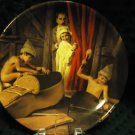 "GRIMMS FAIRY TALES ""SHOEMAKER & ELVES"" GERMAN COLLECTOR PLATE/4TH IN SERIES/BOX"