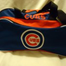 CHICAGO CUBS ROYAL BLUE/RED/WHITE DUFFLE BAG...LARGE...MANY ZIPPERED POCKETS