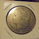 1888-0 MORGAN SILVER DOLLAR....NICE....SEE PICTURES