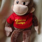 "CURIOUS GEORGE PLUSH DOLL 16""  CUTE FUN MONKEY...GREAT CONDITION"