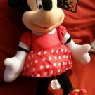 DISNEY..MINNIE MOUSE PLUSH....HARD TO FIND