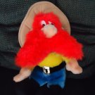 1993 YOSEMITE SAM LOONEY TUNES CHARACTER  BY WARNER BROS. PLUSH
