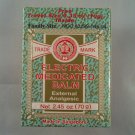 Lots 12 Electric Medicated Balm External Analgesic 70g