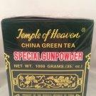 2 box Temple Of Heaven China Green Tea Special Gunpowder 1000 Grams