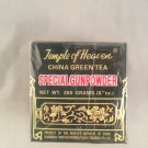 2 Box Temple of Heaven - China Green Tea - Special Gunpowder Loose Tea 8.82oz