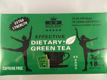 Royal King-extra Strength Effective Dietary Tea 36 Tea Bags