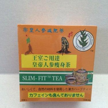 Eight Leaves Brand Slim-Fit Tea 60 Tea Bags